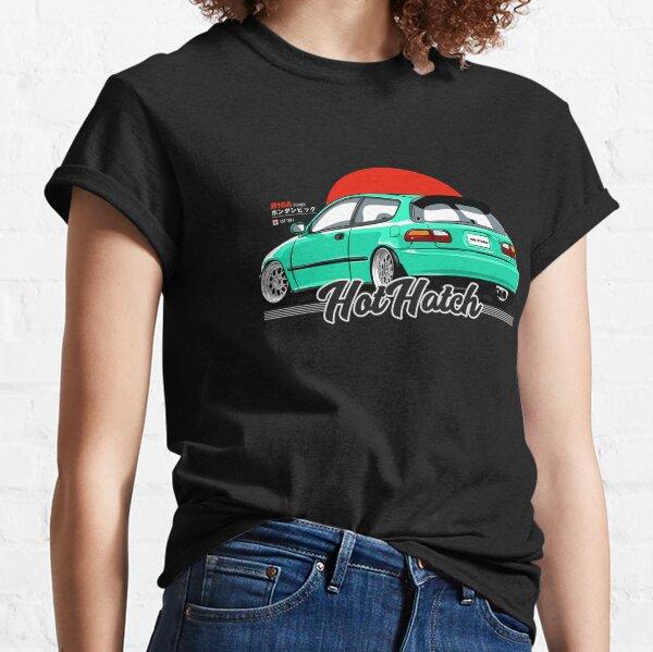 Civic EG Hothatch T-shirt classique