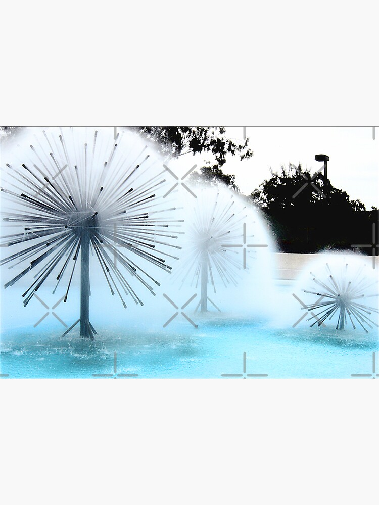Dandylion Fountains by claytonbruster