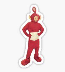 Heechul Tellytubbie Aufkleber Sticker