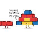 positive blocks... by Milkyprint