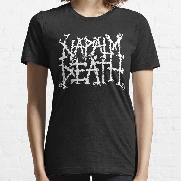 Napalm Death Essential T-Shirt