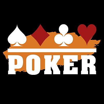 Poker T-Shirt & Gift Idea by larry01