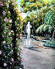 Garden View, Blue Mountains by Linda Callaghan