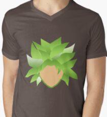 Broly  Men's V-Neck T-Shirt