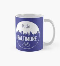 Ride Baltimore Mug