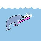 Brush Your Teeth! (Narwhal) by jezkemp