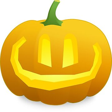 Halloween Happy Pumpkin by MartinV96