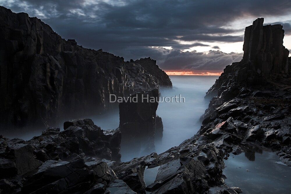 Raging Dawn by David Haworth