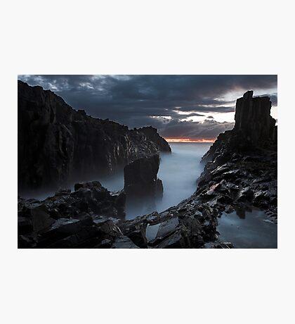 Raging Dawn Photographic Print