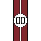 racing stripe .. #00 by badduck09