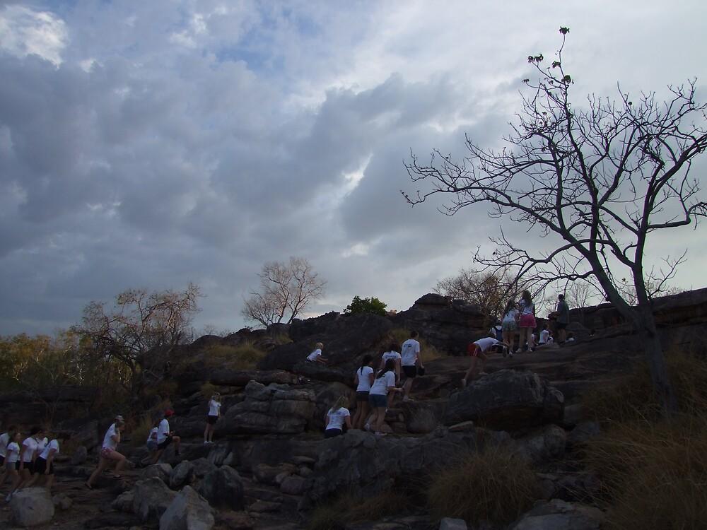Excursion to Ubirr by juellie