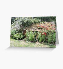 The Dwarves Cottage Greeting Card
