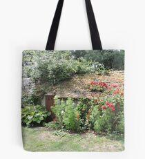 The Dwarves Cottage Tote Bag