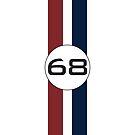 racing stripe .. #68 by badduck09