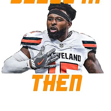 Jarvis Landry Bless' m Cleveland T-Shirt by danny911