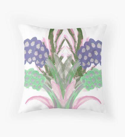 Floral Fantasy Floor Pillow