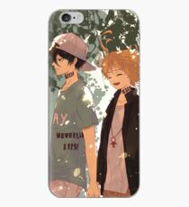 The Promised Neverland Ray & Emma iPhone Case