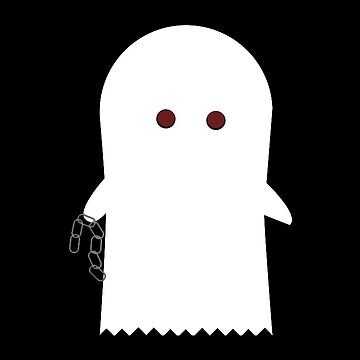 Halloween Little Ghost by MartinV96