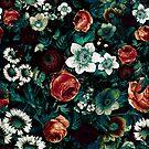 Midnight Garden VIII by Burcu Korkmazyurek