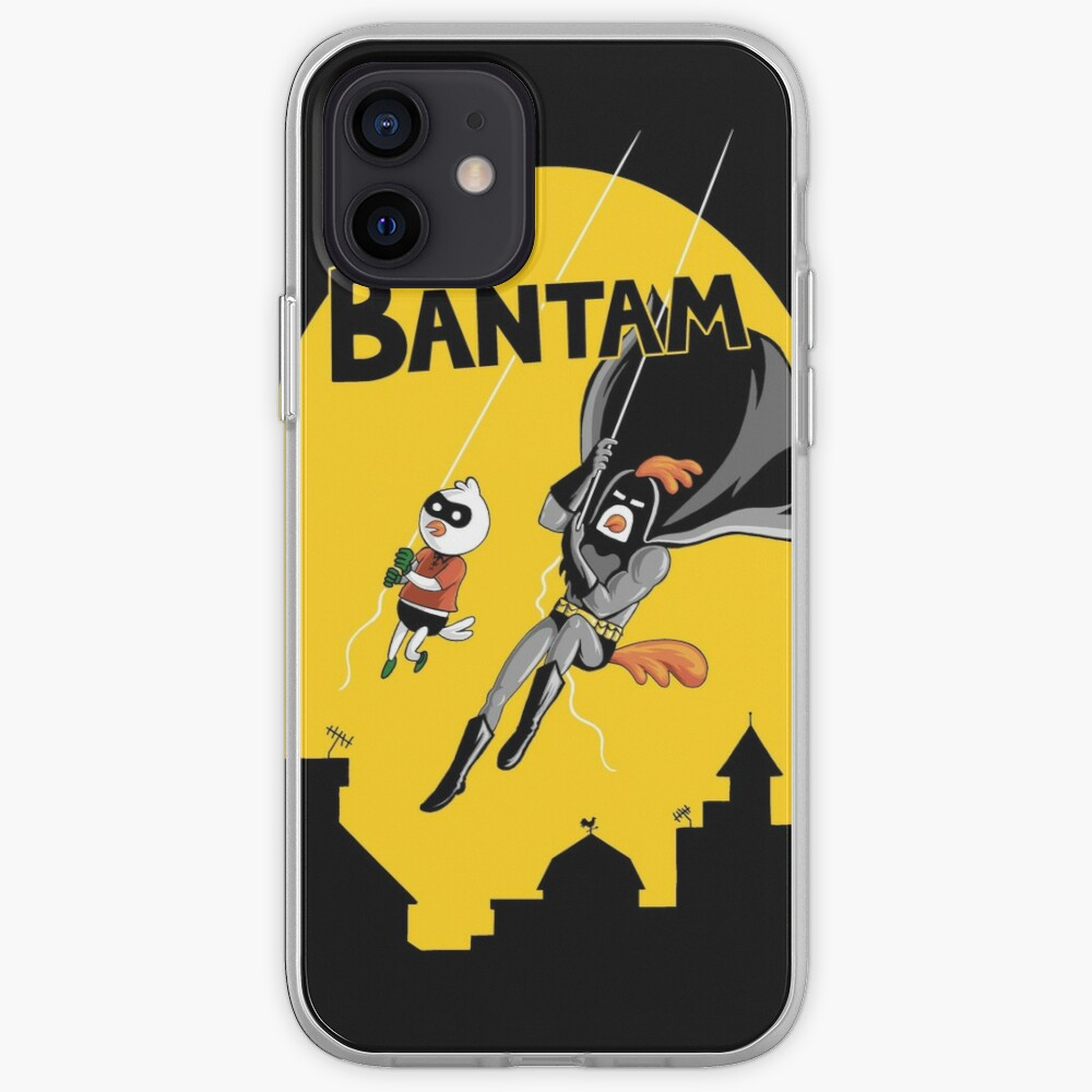 The Adventures of Bantam and Little Pecker iPhone Case & Cover