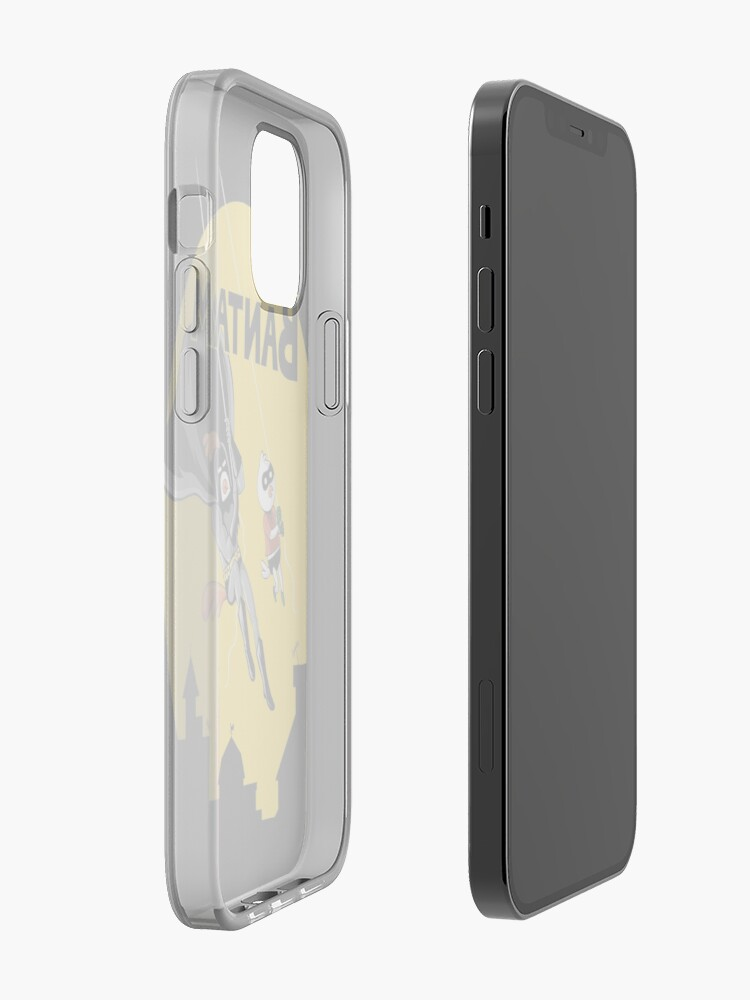 Alternate view of The Adventures of Bantam and Little Pecker iPhone Case & Cover