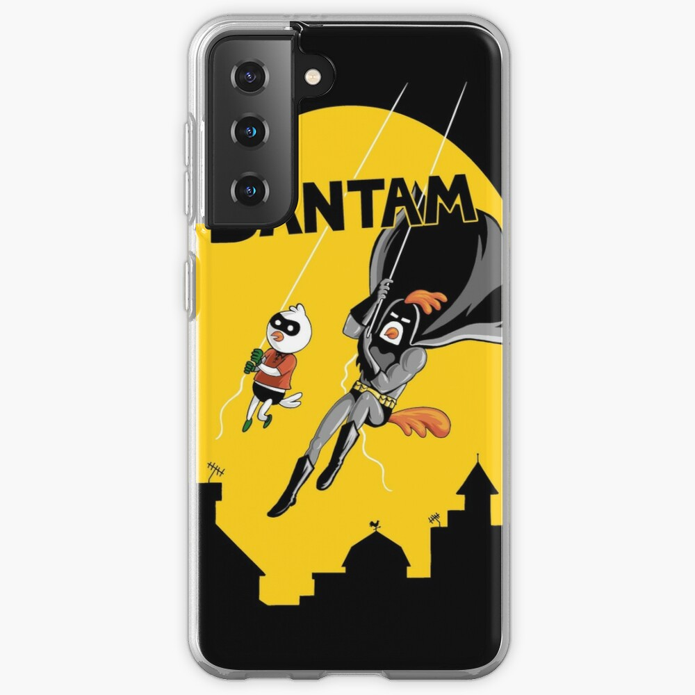 The Adventures of Bantam and Little Pecker Case & Skin for Samsung Galaxy
