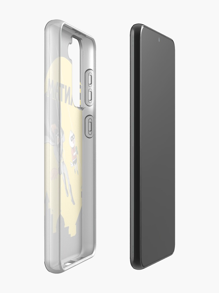 Alternate view of The Adventures of Bantam and Little Pecker Case & Skin for Samsung Galaxy