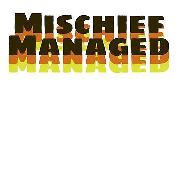 Mischief Managed by underscorepound