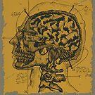 "H.P. Lovecraft Travel Poster: Bolton (""Herbert West - Reanimator"") by futurilla"