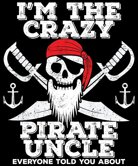 Image result for crazy pirate