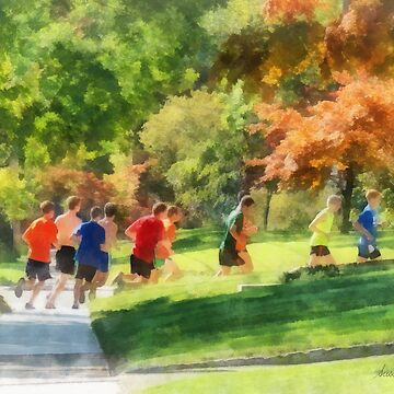 Track Team by SudaP0408