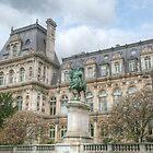 Hotel de Ville, Paris by Michael Matthews