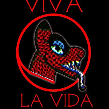 The Aztecs and The Escuincle Dog - ¡Viva La Vida! (Ver 1) by xim0ex