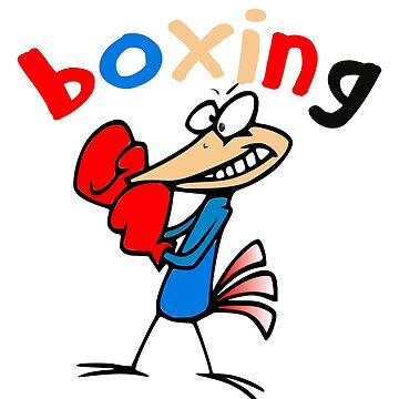 Kids Boxing T-Shirt & Gift Idea by larry01
