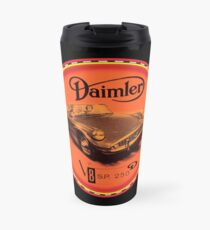 Daimler 250 sp Dart UK Travel Mug