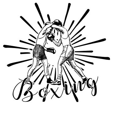 Boxing T-Shirt & Gift Idea by larry01