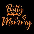 Batty For Mommy by wantneedlove