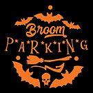 Broom Parking by wantneedlove