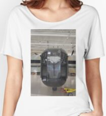 Reflections in a tail turret Women's Relaxed Fit T-Shirt