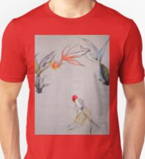 Goldfish Pond (close up #8) T-Shirt