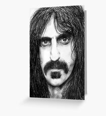 ZAPPA Greeting Card