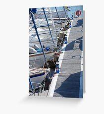 Porthmadog Dockers Greeting Card