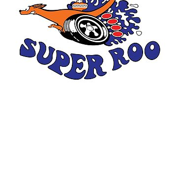 Superoo Logo by antdragonist