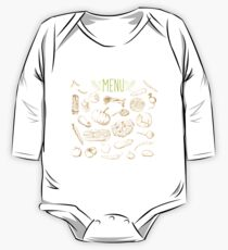 set of hand-painted vegetables Kids Clothes