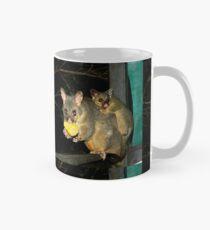 Brushtail Possum and Baby Mug