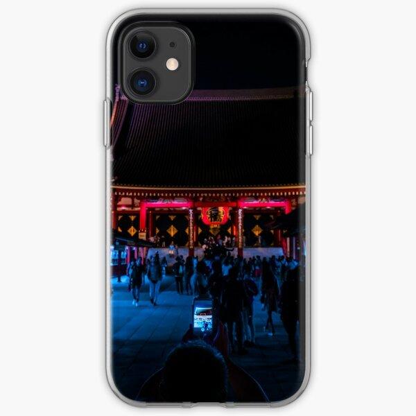 Neo Tokyo  iPhone Soft Case