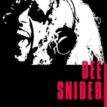 Dee Snider - Twisted Sister by tomastich85