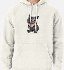 Parlez-vous frenchie Pullover Hoodie