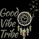 Good Vibe Tribe dreamcatcher with birds gear by Jennifer Piper