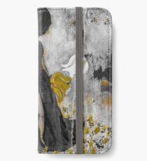Der Queen Black and Gold iPhone Wallet/Case/Skin